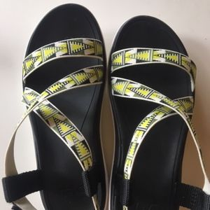 Teva Terra Float Livia Lime 6.5